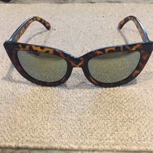 Quay Tortoise Shell Sunglasses